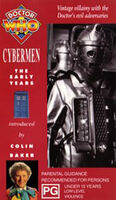Cybermen early years australia vhs