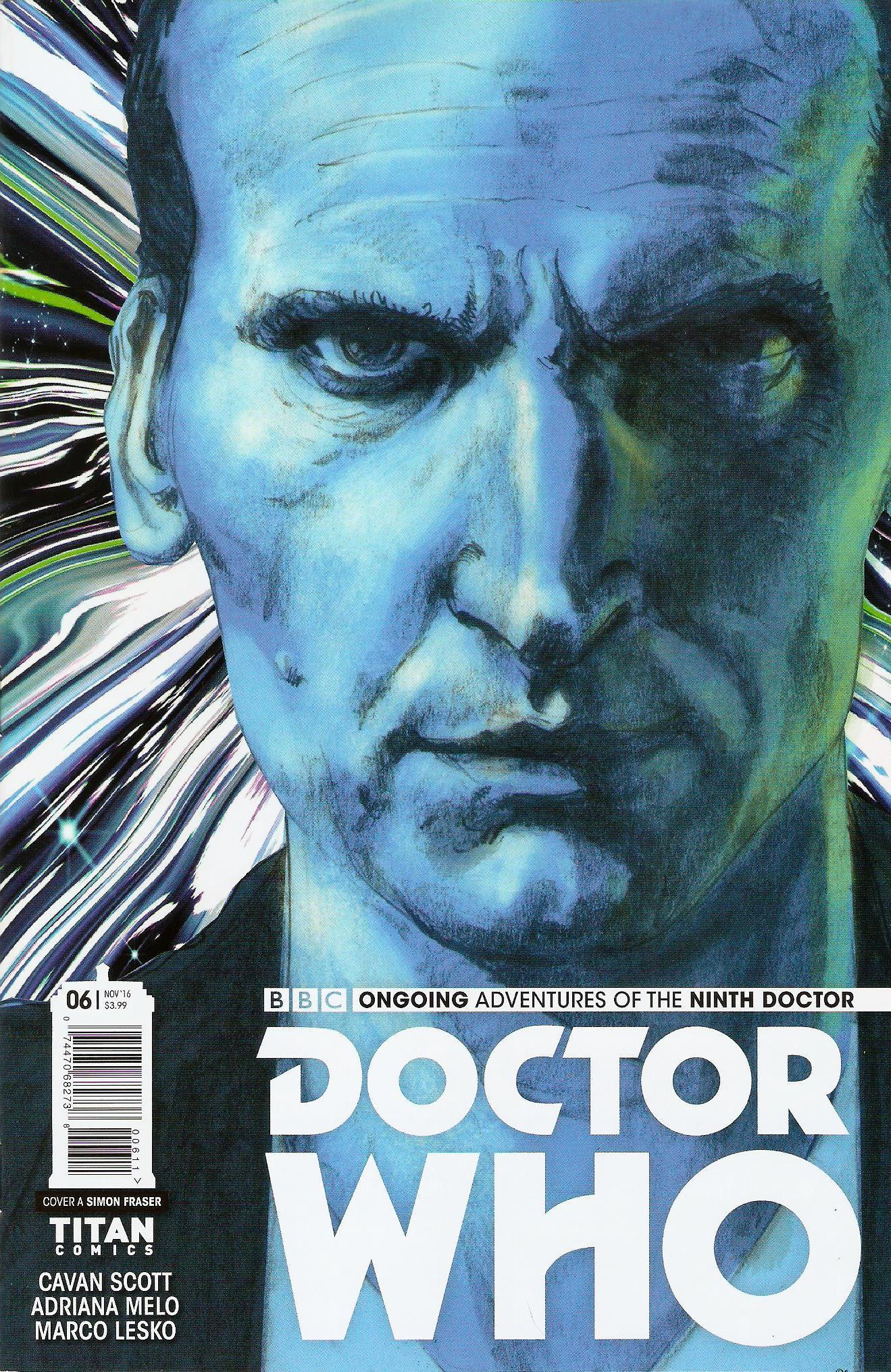 Ninth doctor ongoing issue 6a