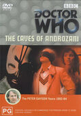 Caves of androzani australia dvd