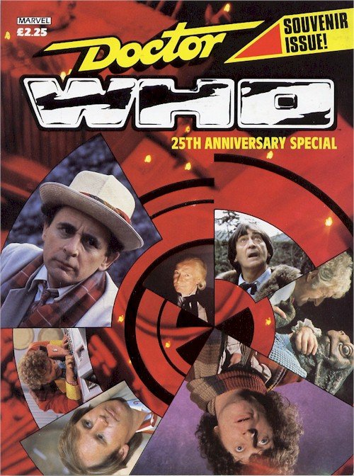 Doctor who 25th anniversary special