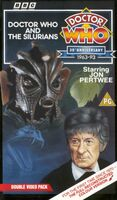 Doctor who and the silurians uk vhs