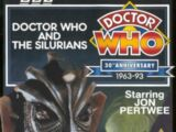 Doctor Who and the Silurians (VHS)