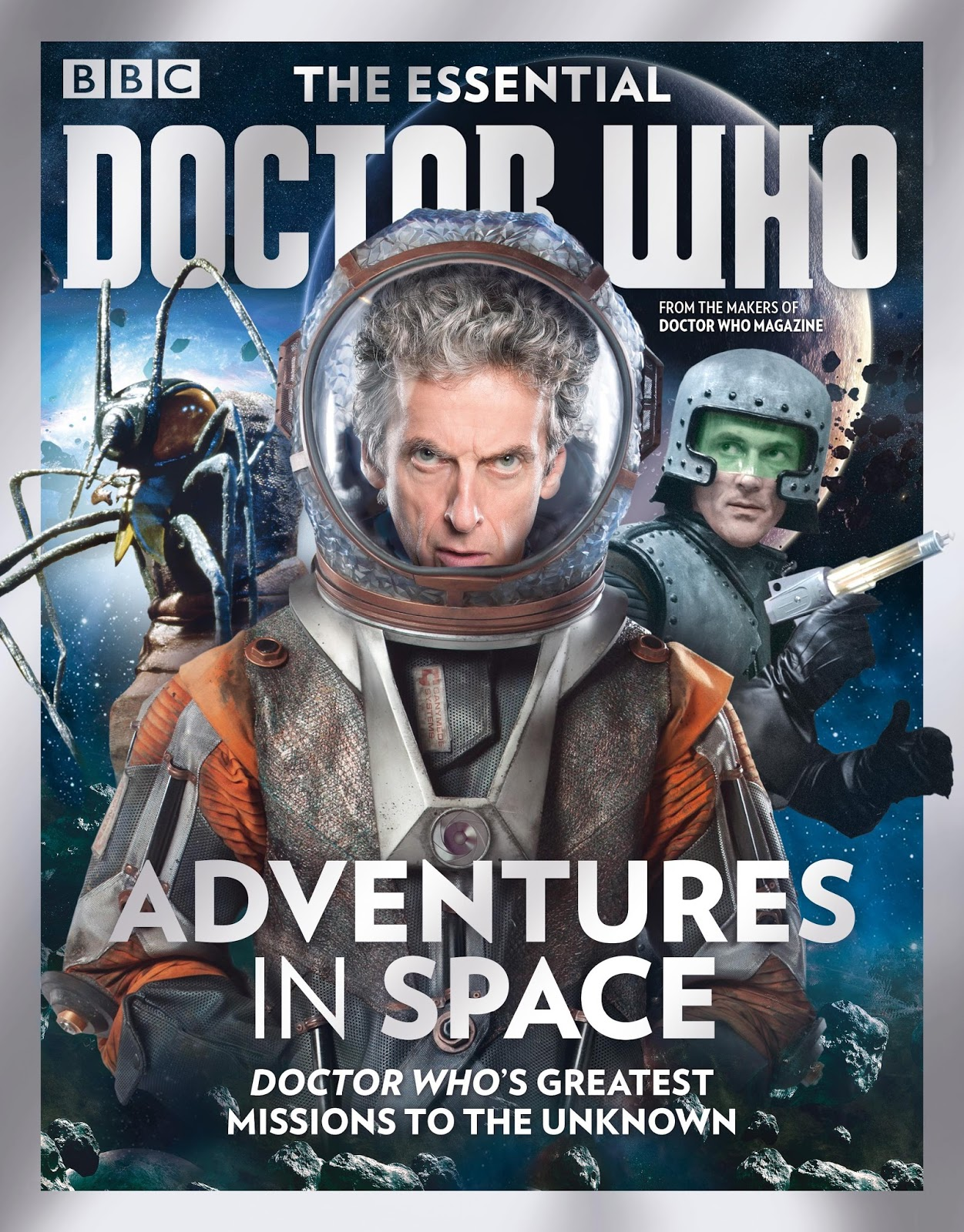 Essential doctor who issue 11 adventures in space