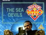 The Sea Devils (VHS)