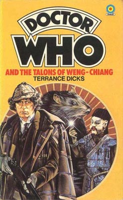 Talons of weng chiang 1977 target