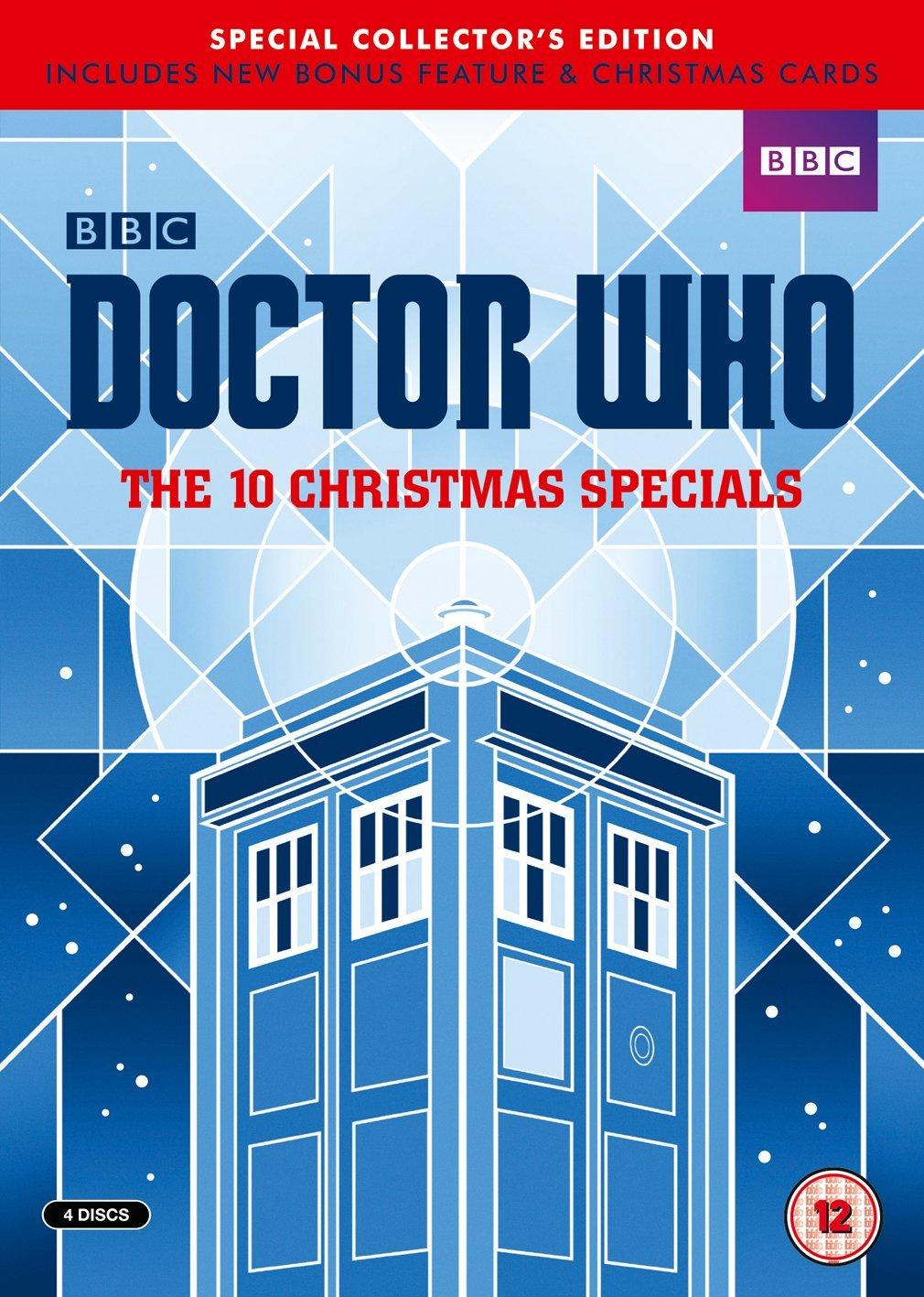 Christmas specials uk dvd