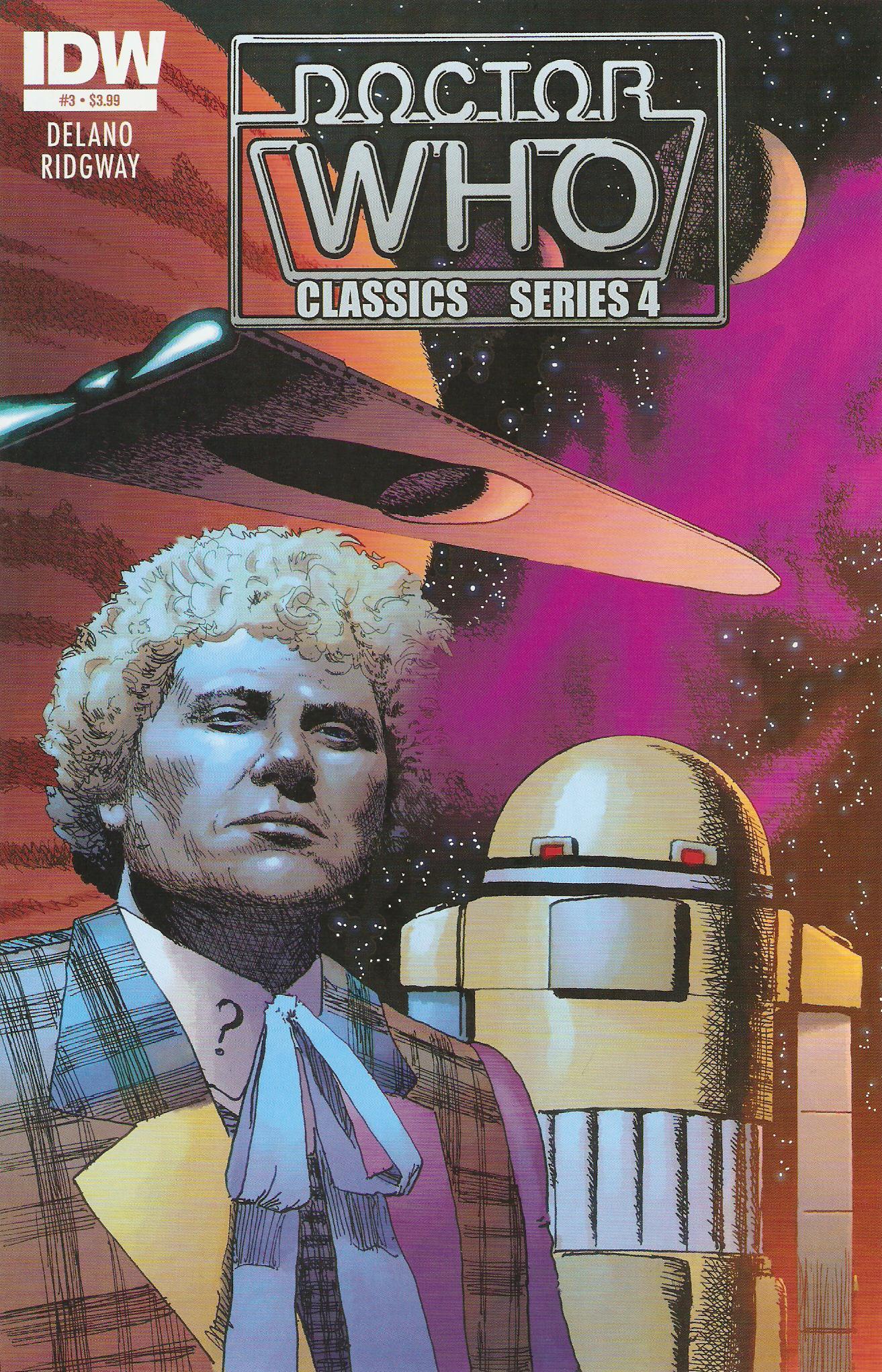 Classics series 4 issue 3