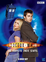 The Complete Second Series (DVD)/Germany