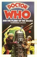 Planet of the daleks hardcover