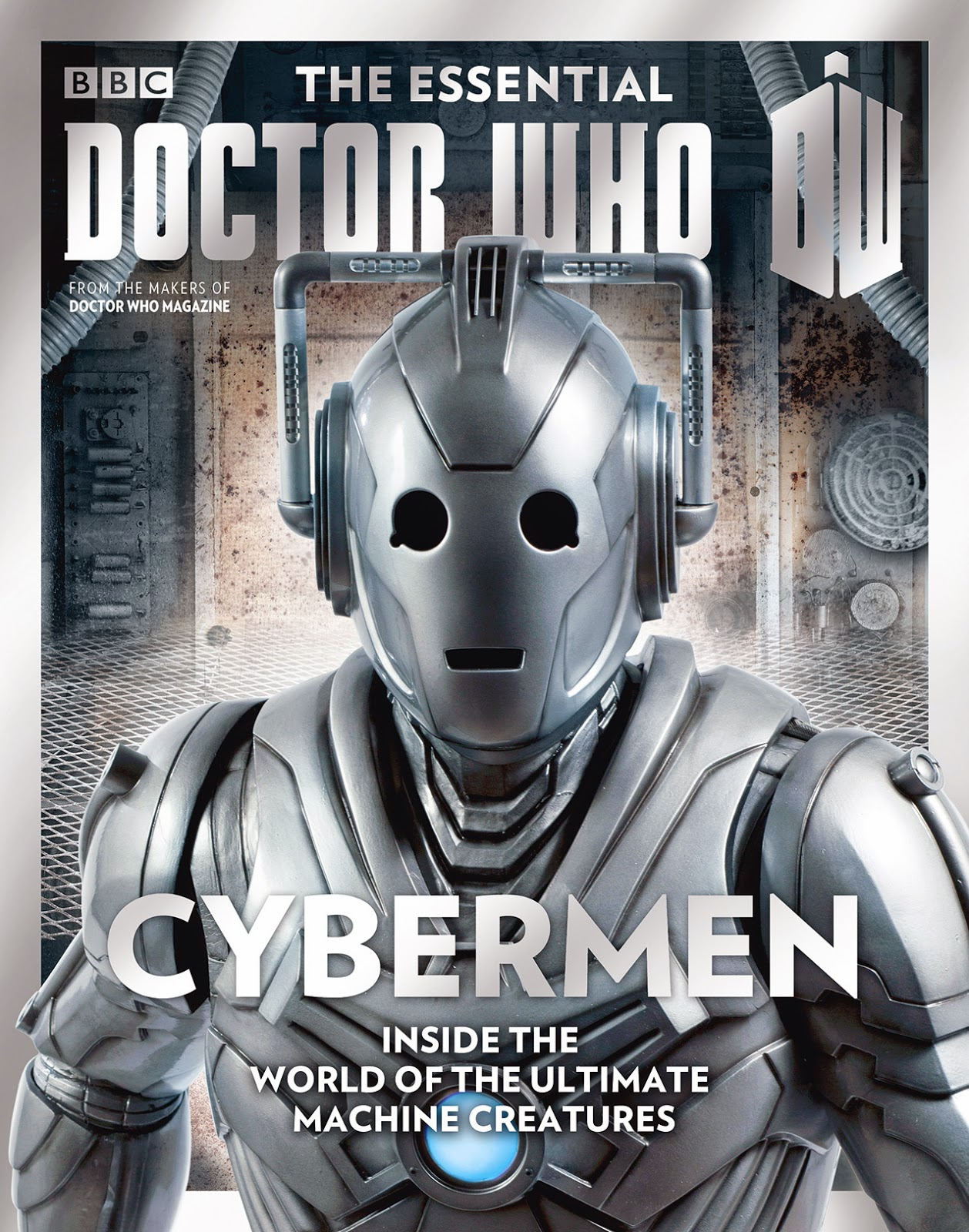 Essential doctor who issue 1 cybermen