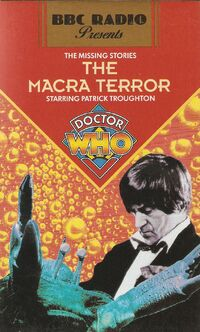 Macra terror us cassette