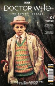 Seventh doctor issue 1a