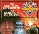 The Sontaran Experiment & The Genesis of the Daleks