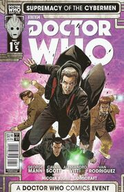 Supremacy of the cybermen issue 1a