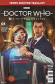 Thirteenth doctor year 2 issue 4b