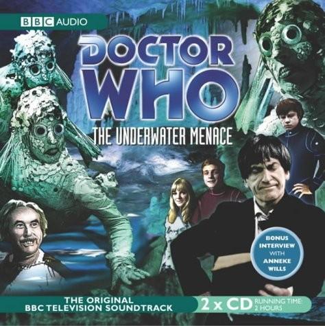 Underwater menace cd
