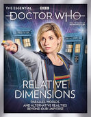 Essential doctor who issue 15 relative dimensions
