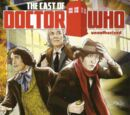 The Cast of Doctor Who - Issue 1