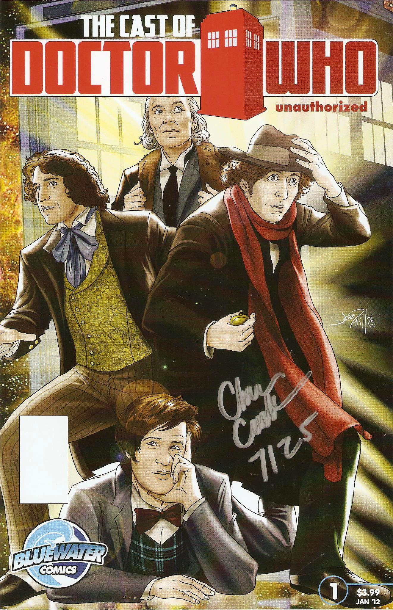 Cast of doctor who 1