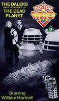 Daleks part 1 uk vhs