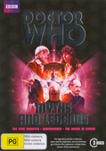 Myths and legends australia dvd