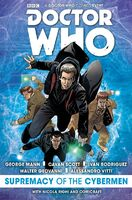 Supremacy of the cybermen graphic novel