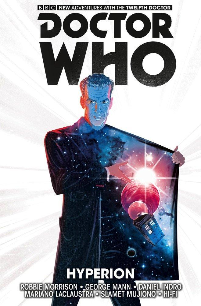 Twelfth doctor volume 3 hyperion