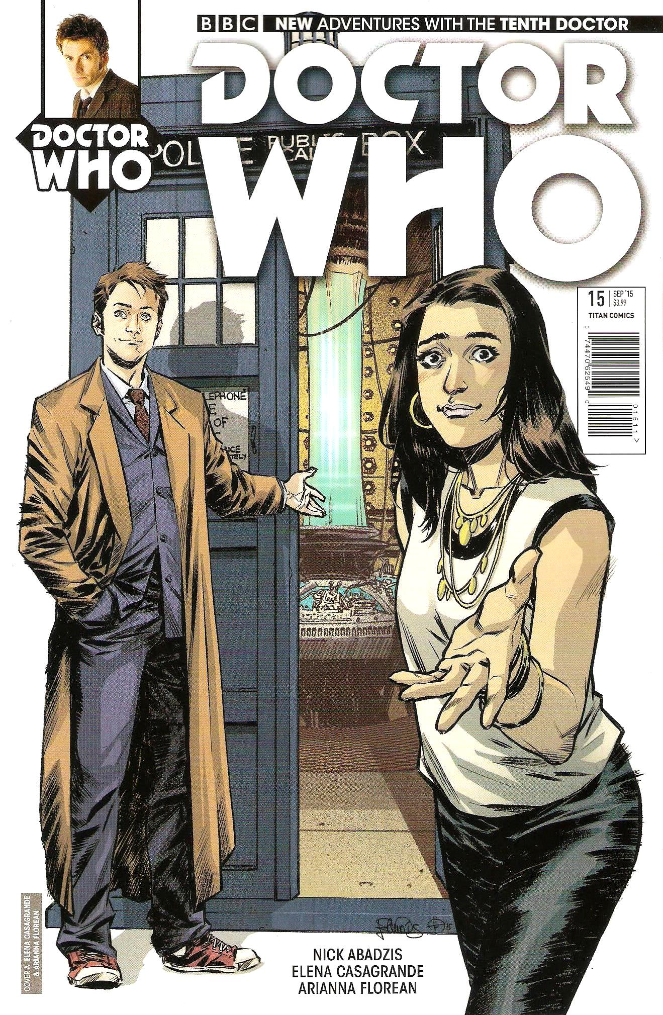 Tenth doctor issue 15a