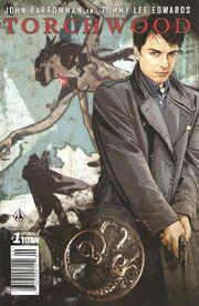 Torchwood comic 1e