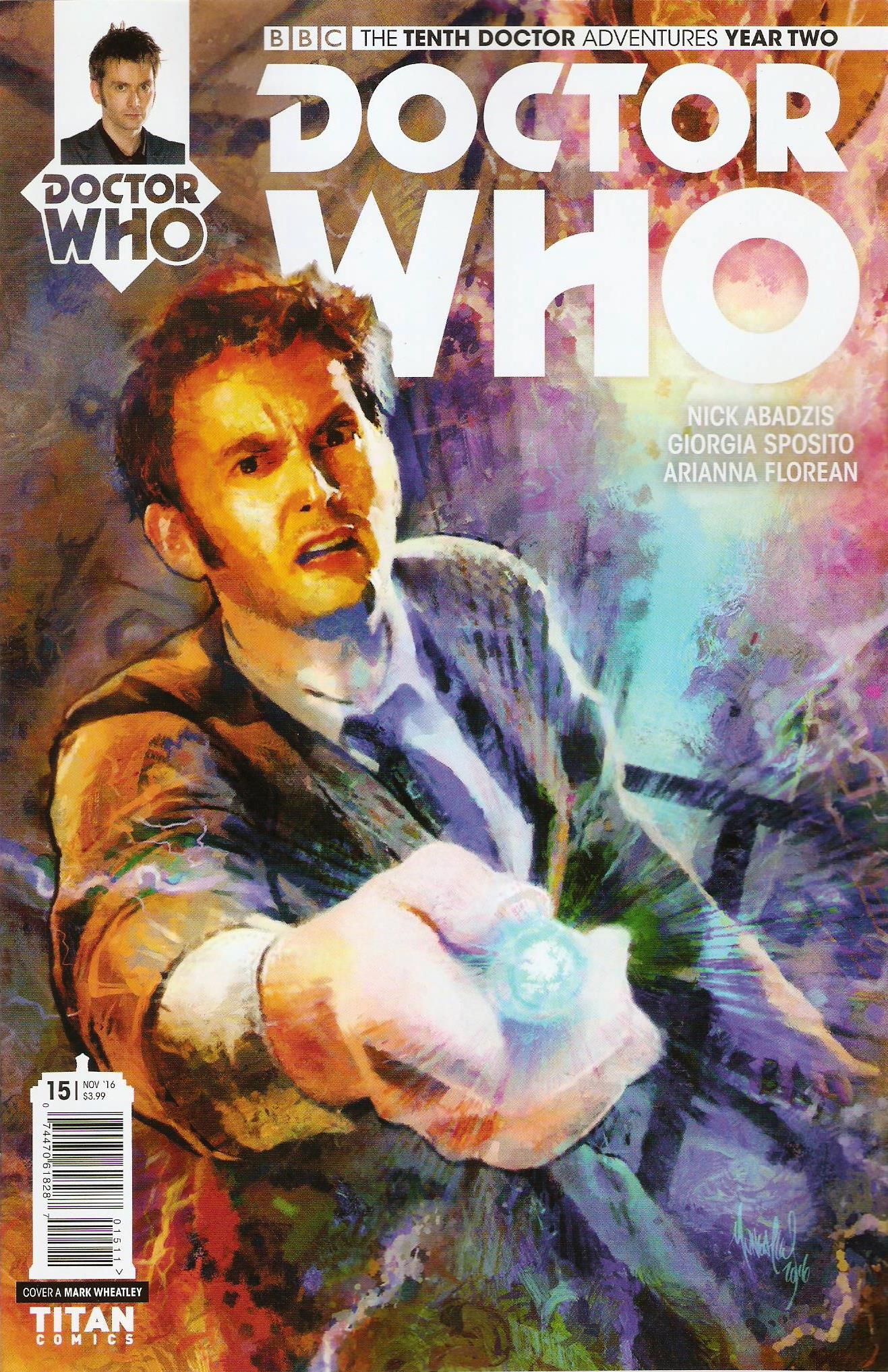 Tenth doctor year 2 issue 15a