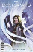 Thirteenth doctor holiday special issue 1a
