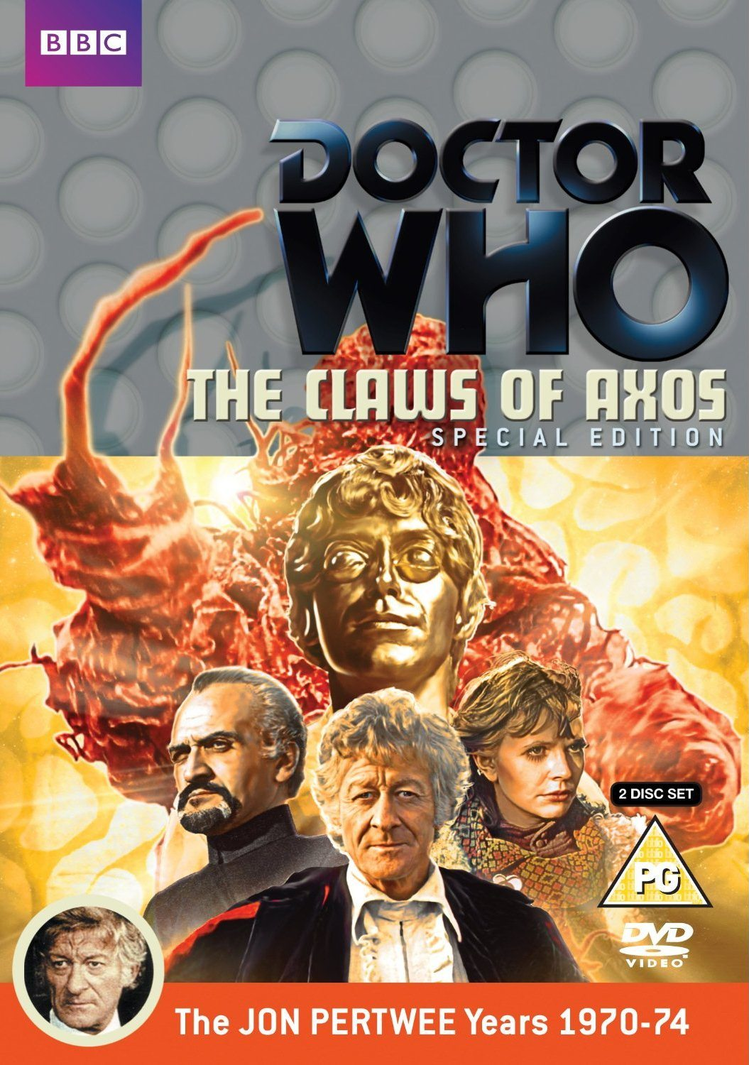Claws of axos special edition uk dvd