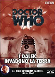 Dalek invasion of earth italy dvd