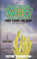 Fury from the deep hardcover