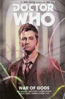 Tenth doctor volume 7 war of gods