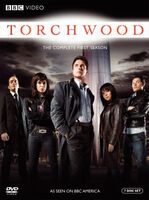 Torchwood: The Complete First Series (DVD)/US