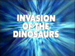Invasion of the dinosaurs