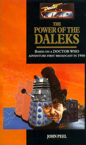 Power of the daleks target