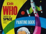 Travels in Space Painting Book