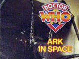 The Ark in Space (VHS)