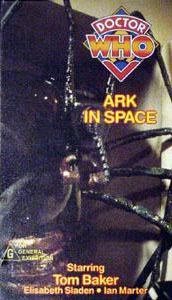 Ark in space australia vhs