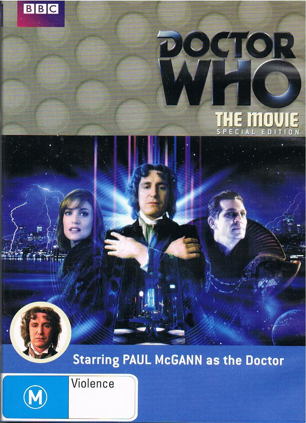 The movie: special edition | doctor who dvd special features index.