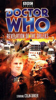 Revelation of the daleks us vhs