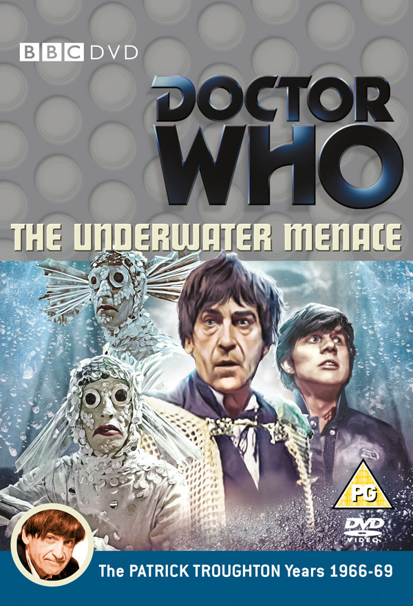 Underwater menace uk dvd