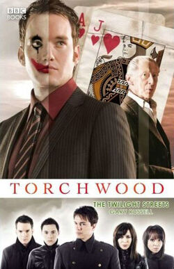 Torchwood twilight streets