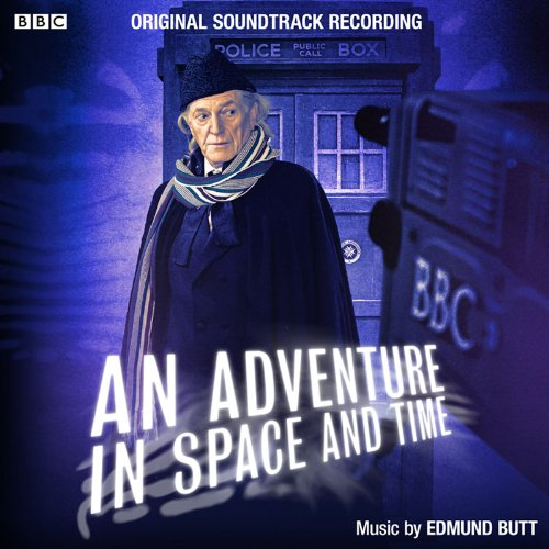 An adventure in space and time cd
