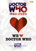 Dwm se we love doctor who