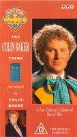 Colin baker years australia vhs