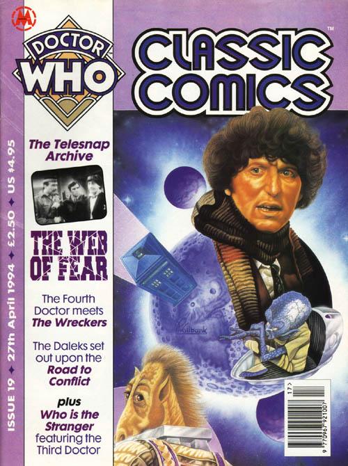 Classic comics issue 19