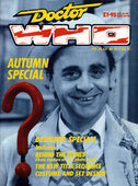 Doctor who magazine 1987 autumn special